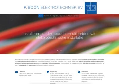 Boon electrotechniek