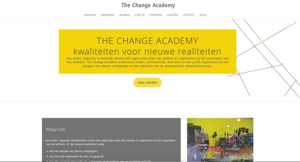 Change Acadamy