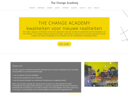 The Change Academy